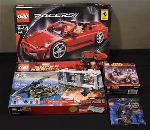 New Lego Sets Super Hero Iron Man Star Wars Ferreri