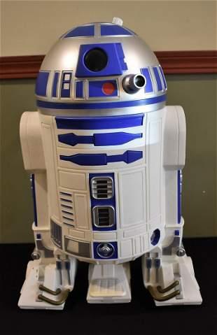 RARE Star Wars R2D2 Trash Can