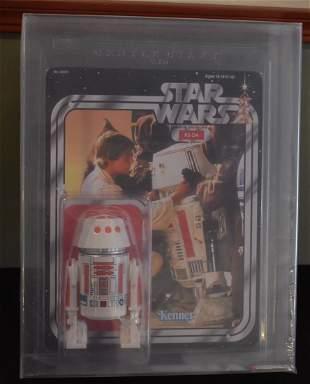 2011 Gentle Giant Star Wars 12 Inch Jumbo R5-D4 AFA 8.0