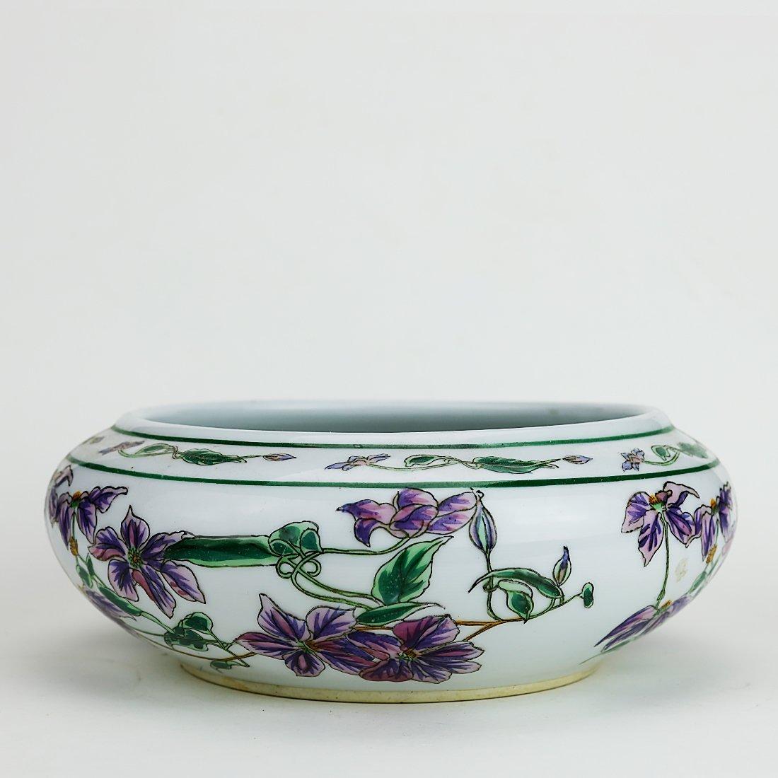 Chinese porcelain writing-brush wash, Jingdezhen - 2