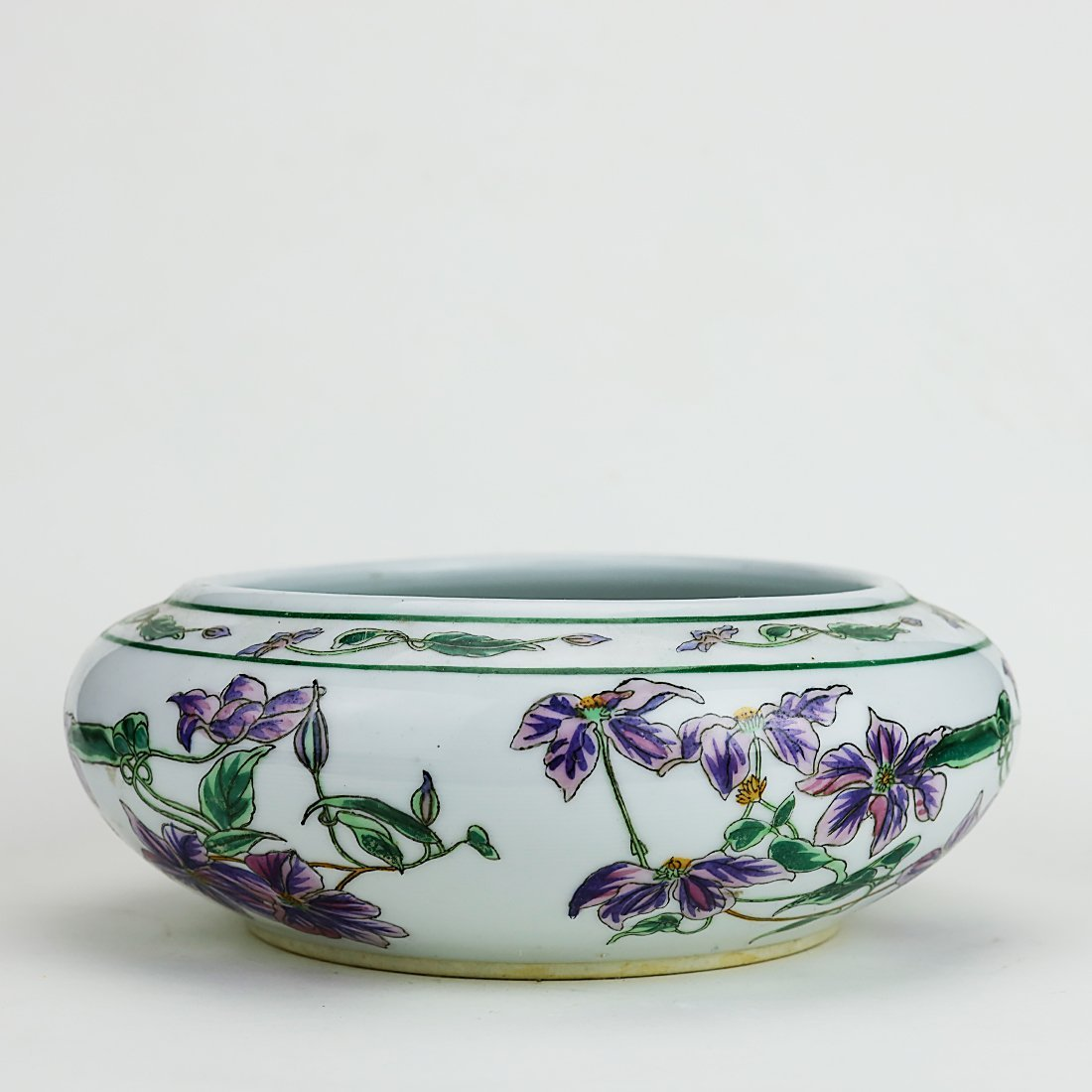 Chinese porcelain writing-brush wash, Jingdezhen - 3