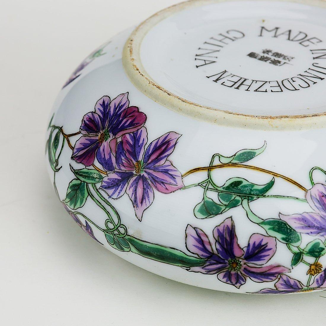 Chinese porcelain writing-brush wash, Jingdezhen - 6