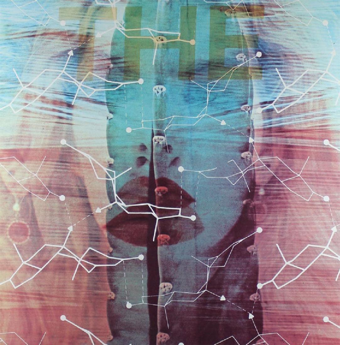 "James Rosenquist -""the"" from High Tech & Mysticism"