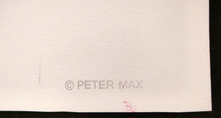 Peter Max - Cosmic Jumper - 5
