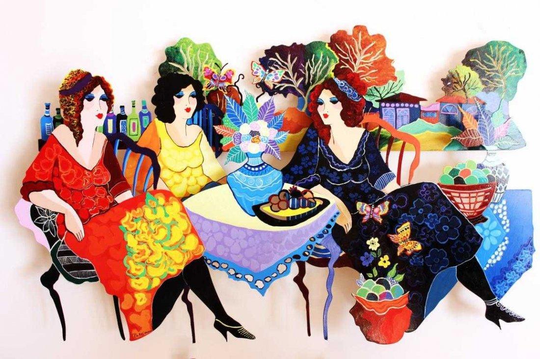 Patricia Govezensky -Tea Carnivale II