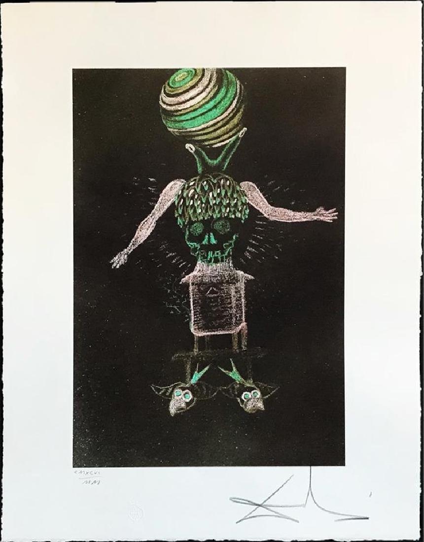 Salvador Dali - Exquisite Cadaver