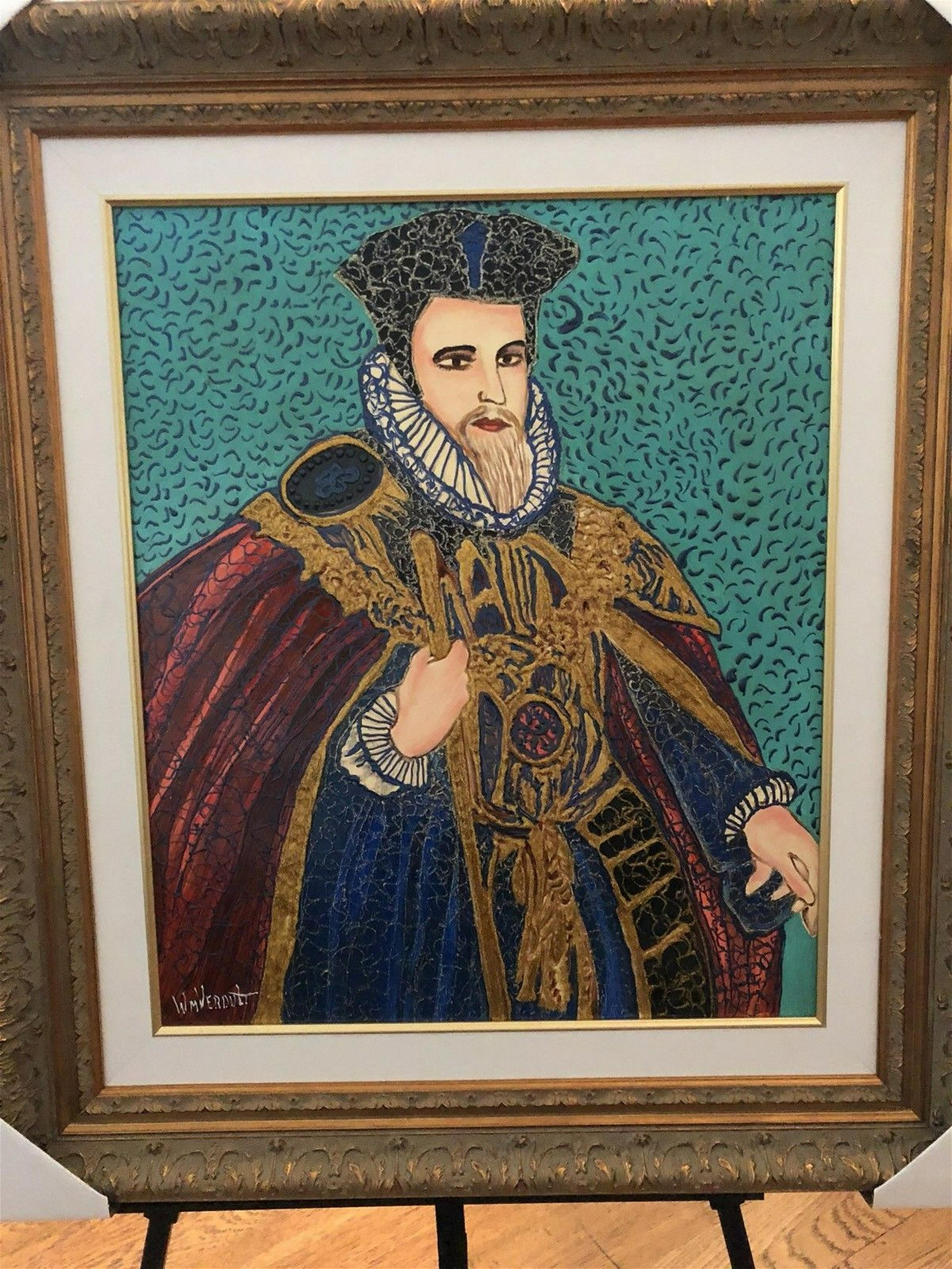 William Verdult - Sir William Cecil