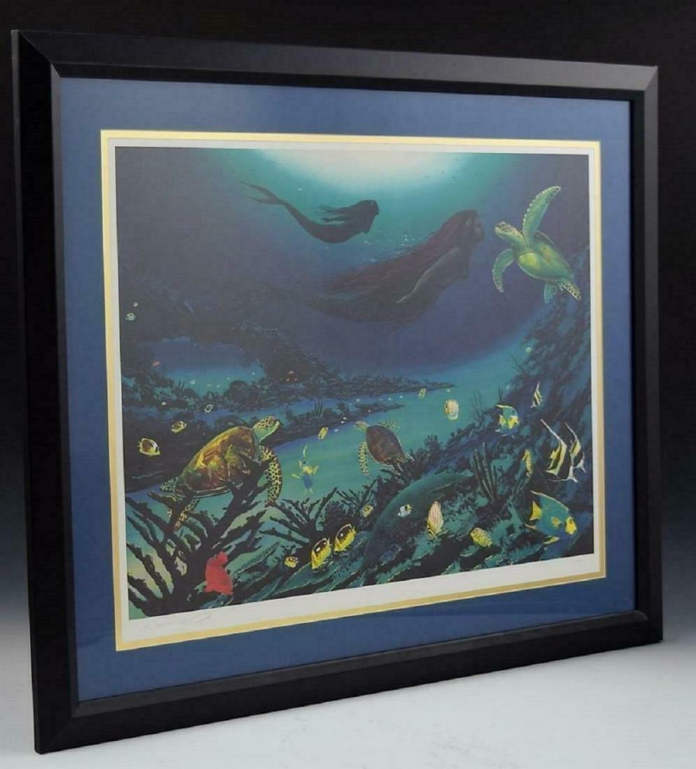 Robert Wyland - Sirens of the Sea