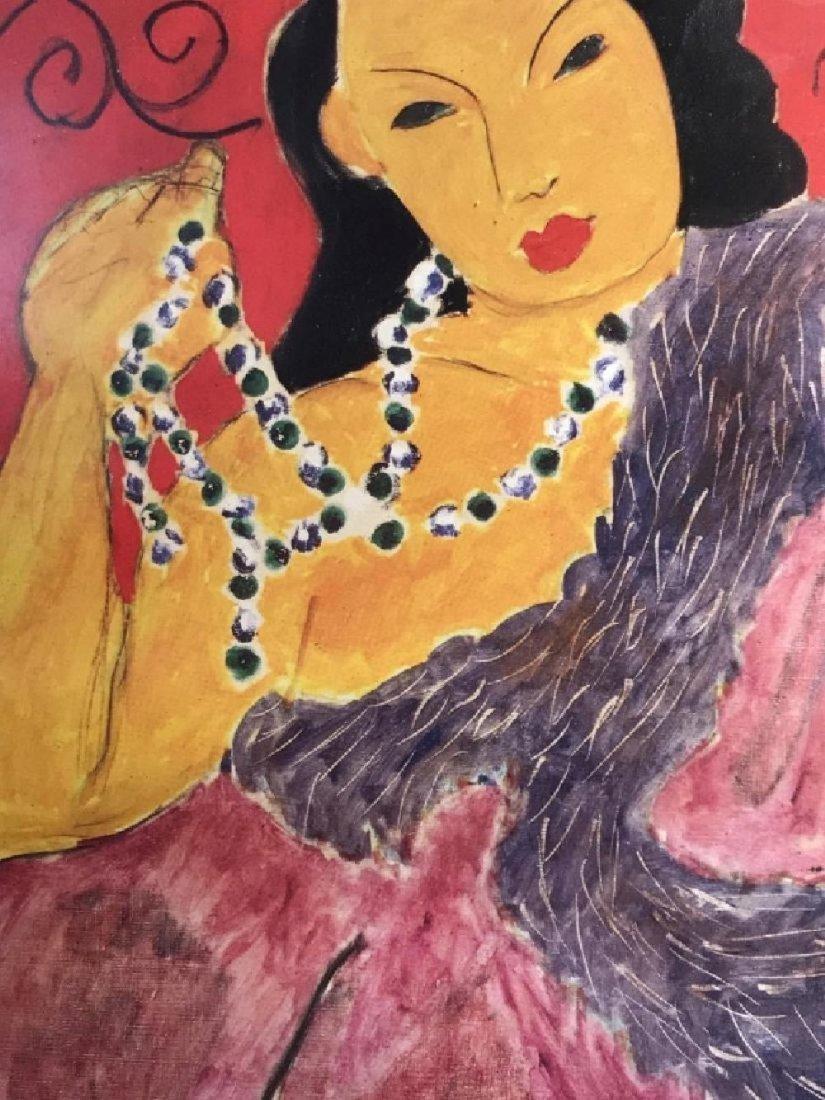 Henri Matisse - L'Asie (Asia)