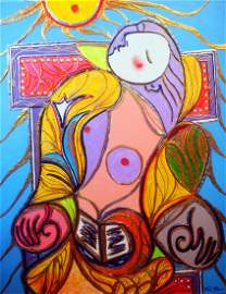 Lisa Mee - Sun Worshiper
