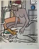 Roy Lichtenstein - Two Nudes