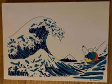 Karl Striker - Snoopy Wave - Beachball