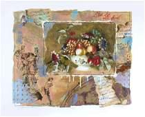 Alexander Wissotzky - Still Life with Fruit