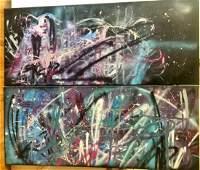 Stephen Irving/Zero Gradient - Painting Blindfold