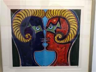 Jean Cocteau - Double Face