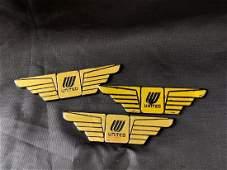 United Airlines Junior Pilots Wings
