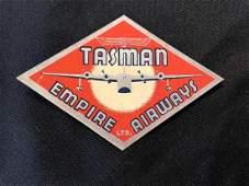Tasman Empire Airways LTD Sticker  Decal  Luggage Lab