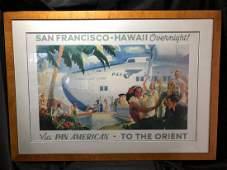 Pan American San Francisco - Hawaii Overnight!