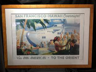 Pan American San Francisco - Hawaii Overnight!