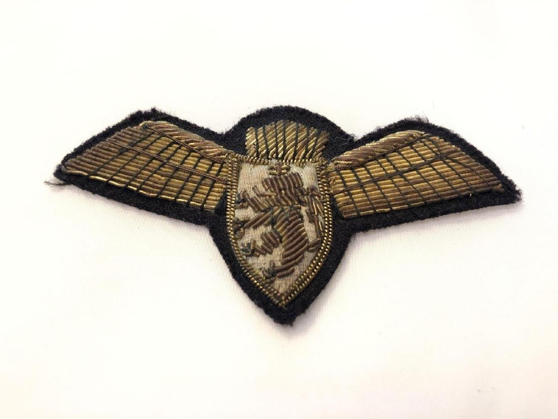 British Airways Embroidered Pilot Captains Badge