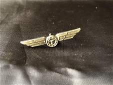 Aviation Crew Wings Pin