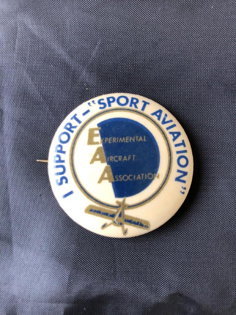 E.A.A I Support Sport Aviation Experimental Aircraft Pi