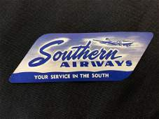 Southern Airways Sticker  Decal  Luggage Label