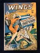 Wings Comics No.98 Oct 1948