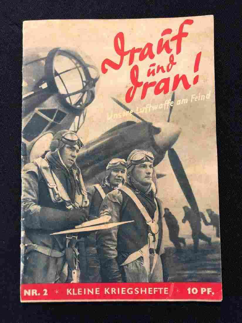Kleine Kriegshefte (Little War Notebook) # 2