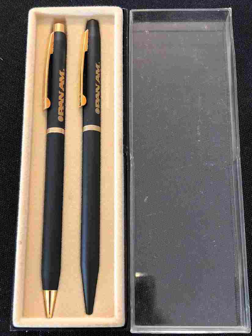Pan Am Pen & Pencil Set
