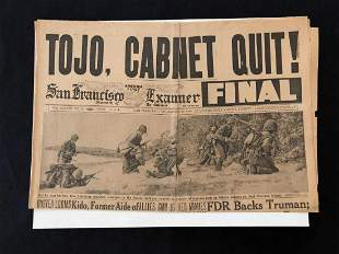 San Francisco Examiner 1944