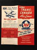 Air Canada System Timetable 8855