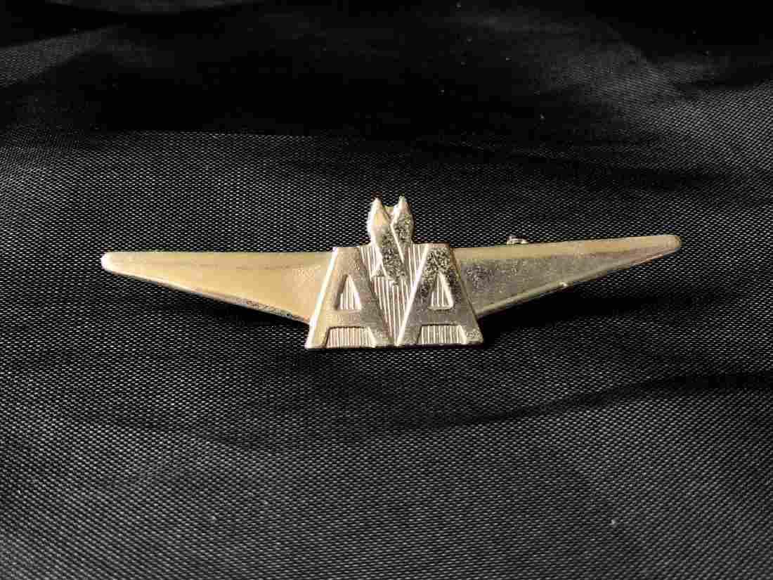 American Airlines 1970's Wings