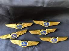 Eastern Airlines 1980s Junior Pilot Wings