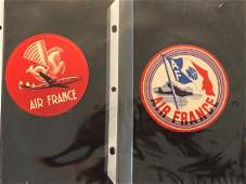 Air France Luggage Sticker  Decal  Luggage Label