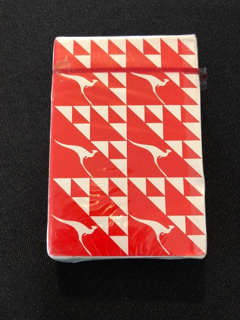 Qantas Playing Cards Sealed