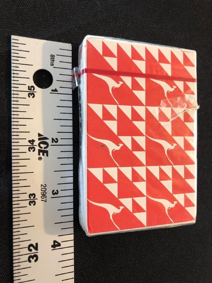 Qantas Playing Cards Sealed - 3