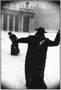 LEONARD FREED (1929–2006) St. Peter's Square, Rome