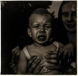 DIANE ARBUS (1923–1971) 'Loser at a Diaper Party', New