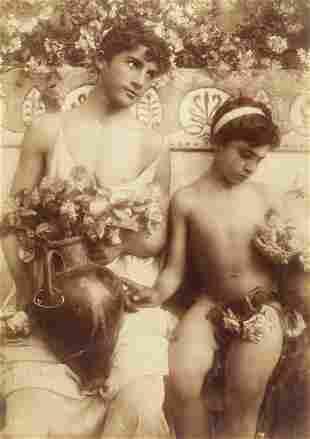 WILHELM VON GLOEDEN (1856–1931)