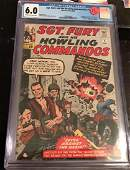Sgt. Fury and his Howling Commandos #1 - CGC 6.0 -