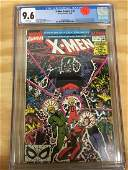 X-Men Annual #14 - CGC 9.6 w/WHITE pages - 1st Gambit