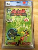 Batman #232 - CGC 4.5 - 1st Raj Al Ghul - major key