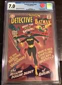 Detective Comics #359 - CGC 7.0 - 1st Batgirl - MAJOR
