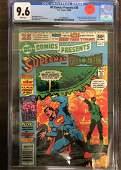 DC Comics Presents #26 CGC 9.6 - Superman and Green