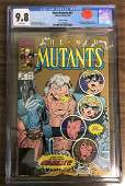 New Mutants GOLD #87 - CGC 9.8 w/WHITE Pages - Highest