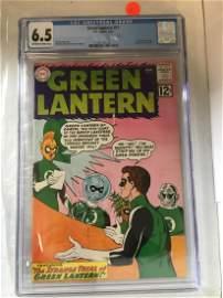 Green Lantern #11 - CGC 6.5 - Key!