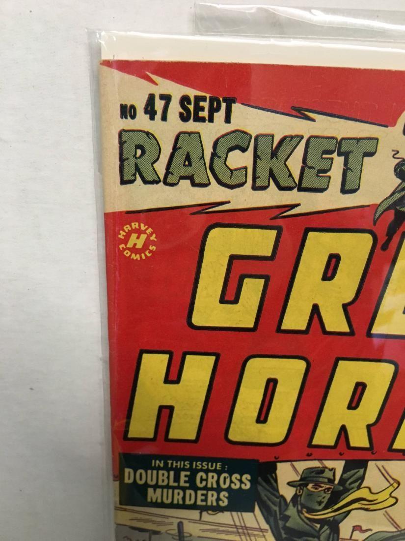 Green Hornet #47 - 1949 - LAST ISSUE! RARE & HTF!