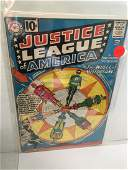 Justice League of America #6 - Higher Grade - KEY