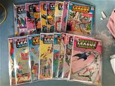 Justice League of America #17 - 32 - Lot of (16)
